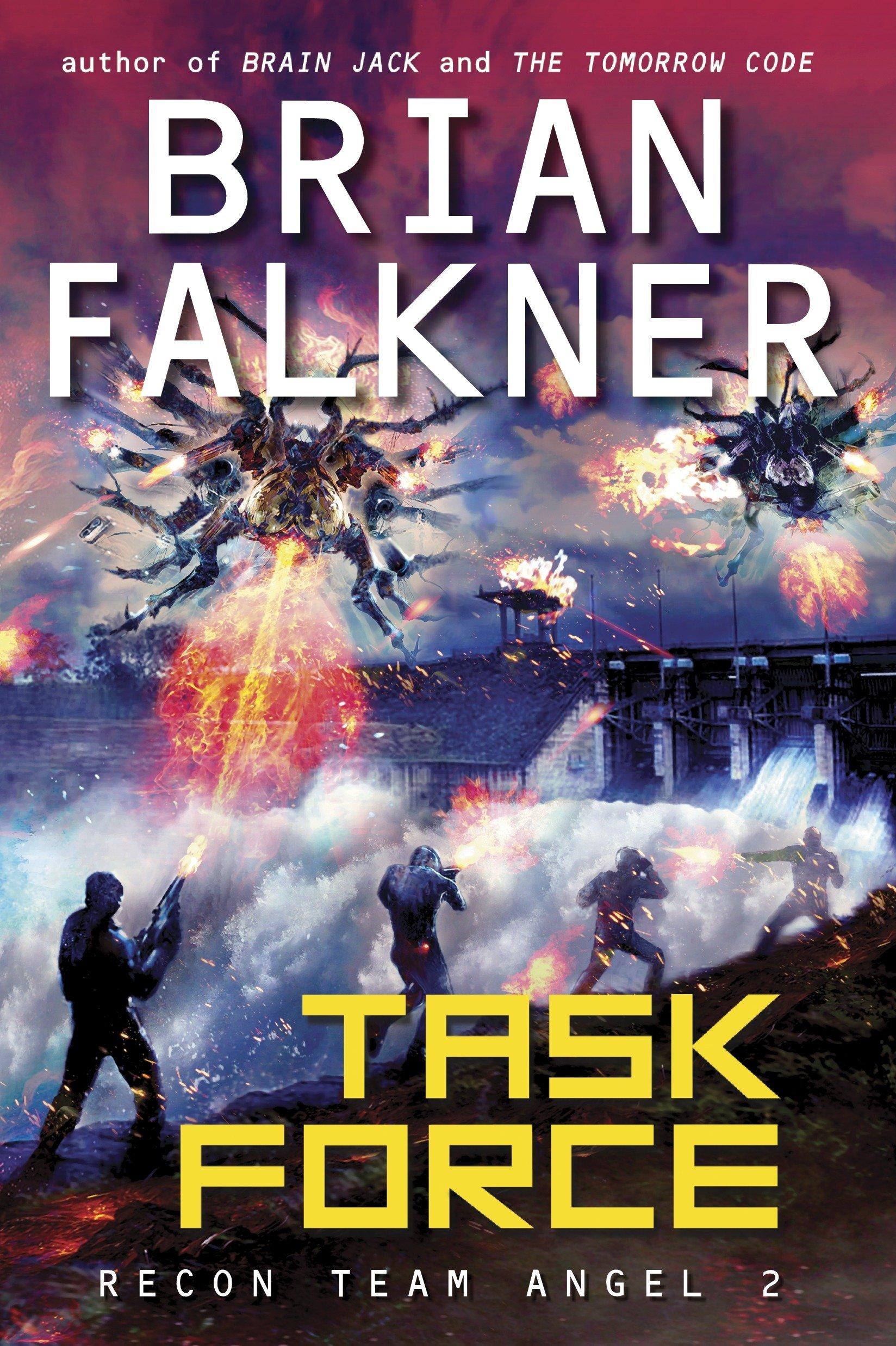 Download Task Force (Recon Team Angel #2) ebook