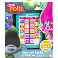 Dreamworks Trolls Me Reader Electronic Reader 8 Book Library