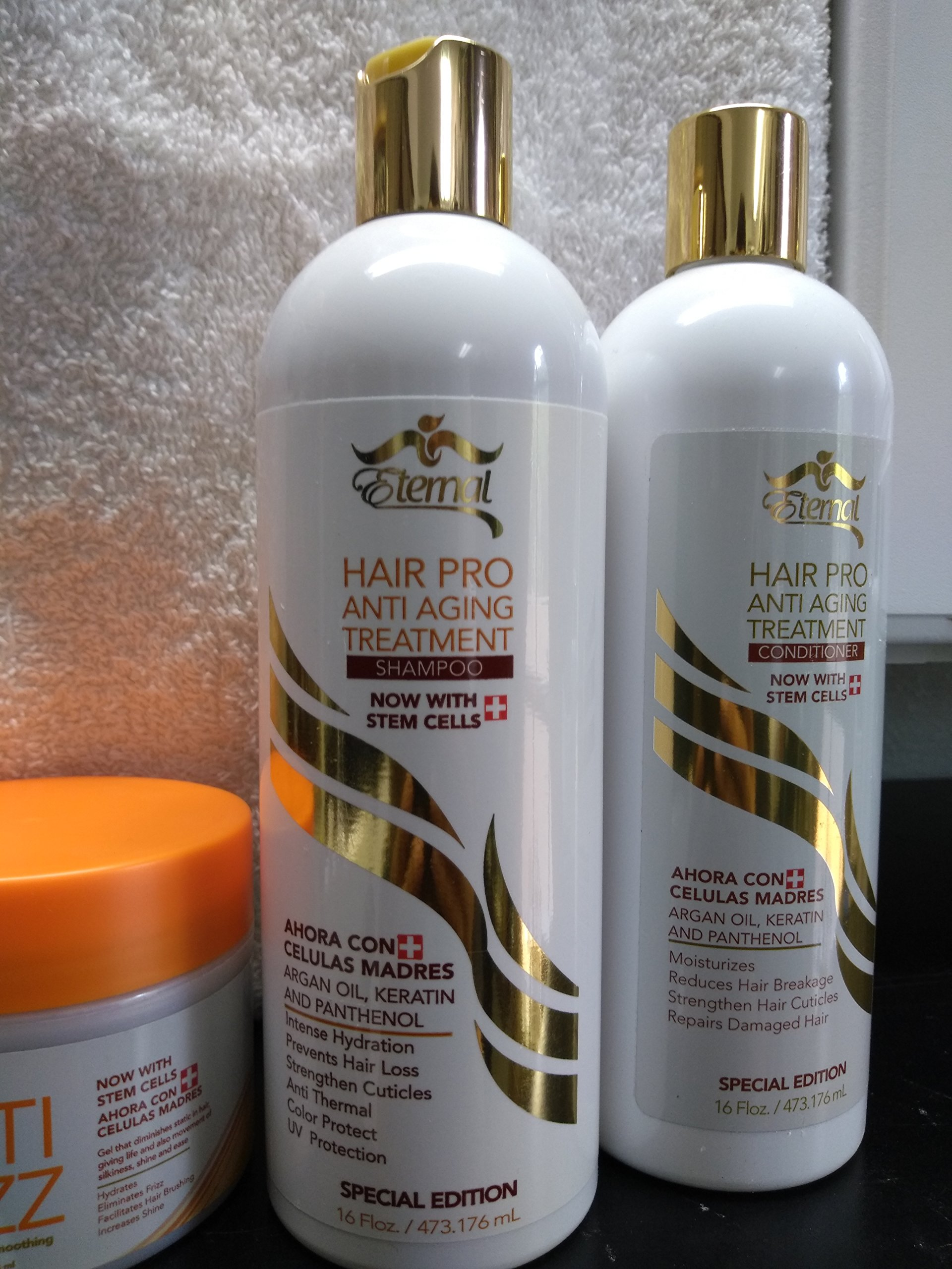 Eternal Spirit Hair Pro Anti Aging Treatment Leave In Conditioner