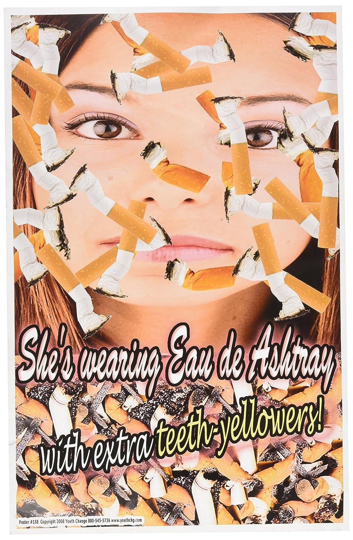 Amazon.com: Póster # 158 Antitabaco Póster para las niñas ...