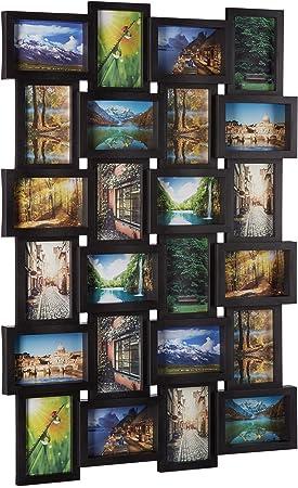 Bilderrahmen Collage Mehrfachbilderrahmen für 11 Fotos Fotocollage Bildergalerie