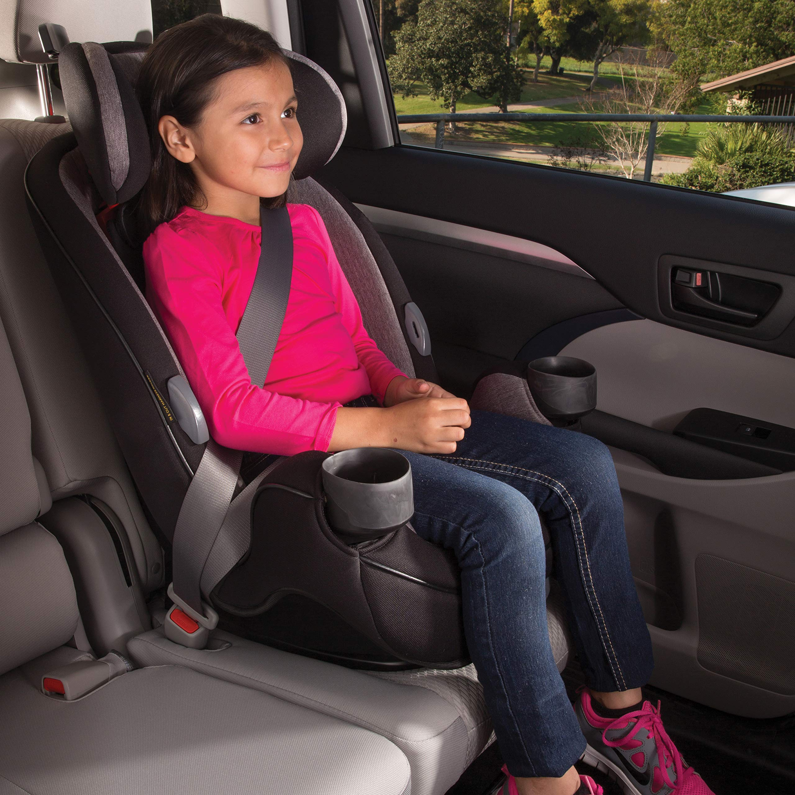 Safety 1st Grow and Go 3-in-1 Convertible Car Seat, Harvest Moon by Safety 1st (Image #3)