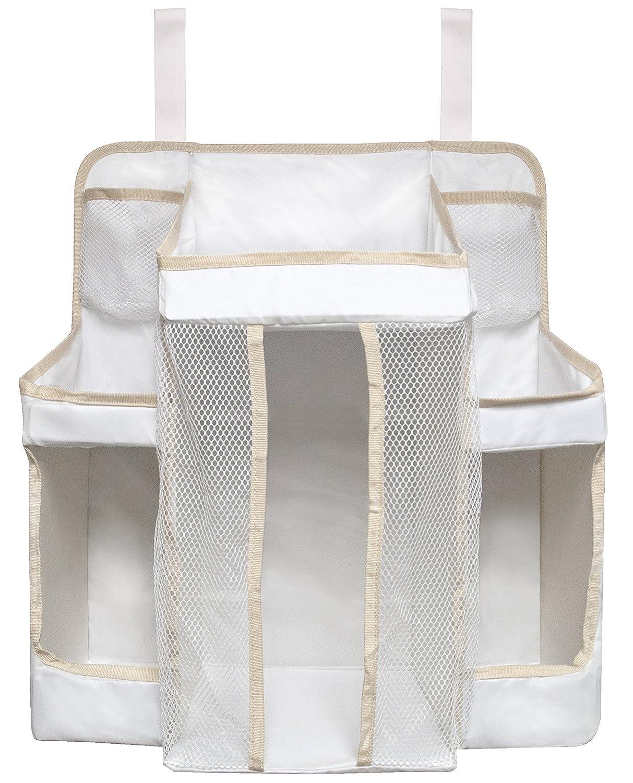 DEX Products, INC Dexbaby Nursery Organizer, White BPOWW