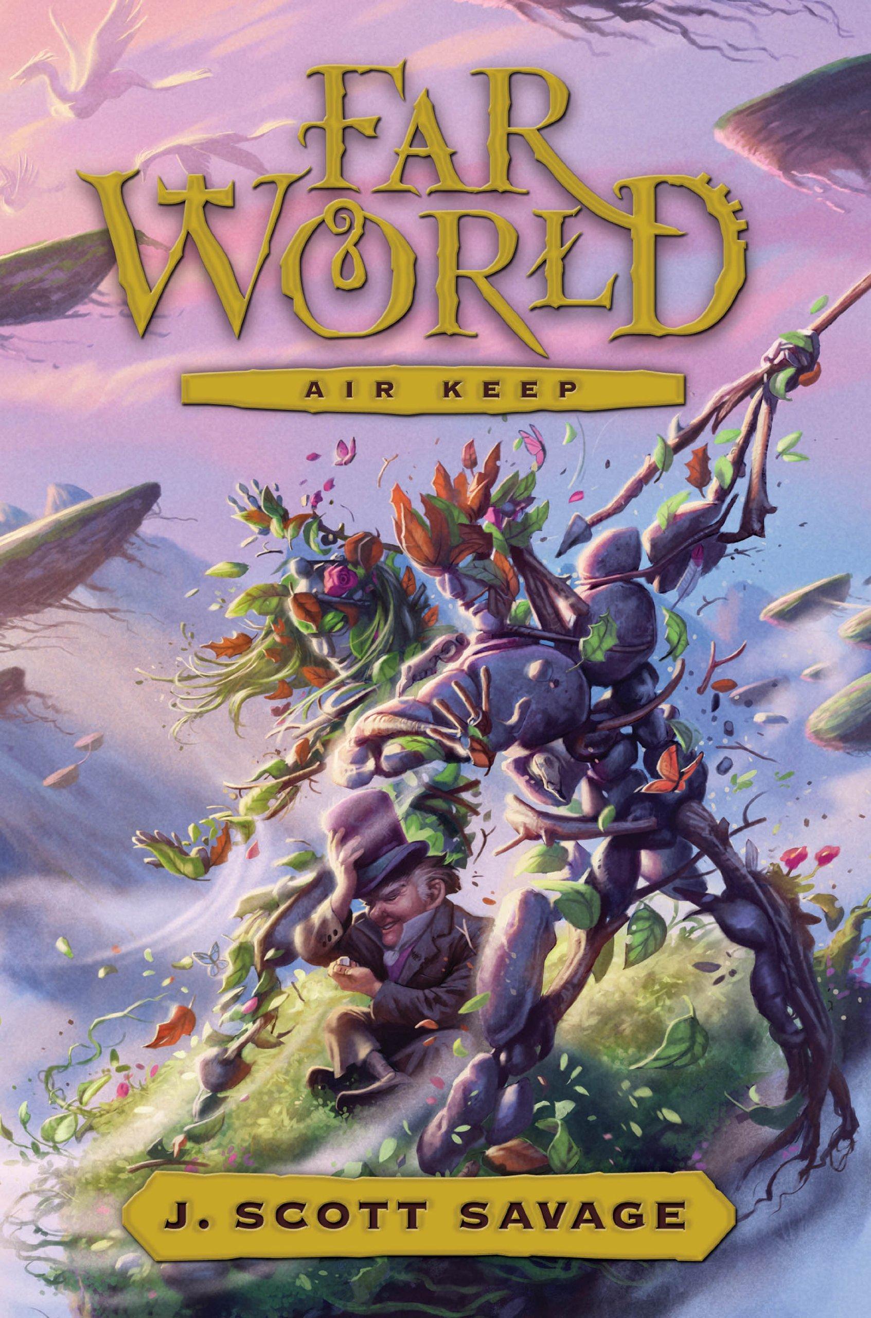 Farworld Book 3 Air Keep product image