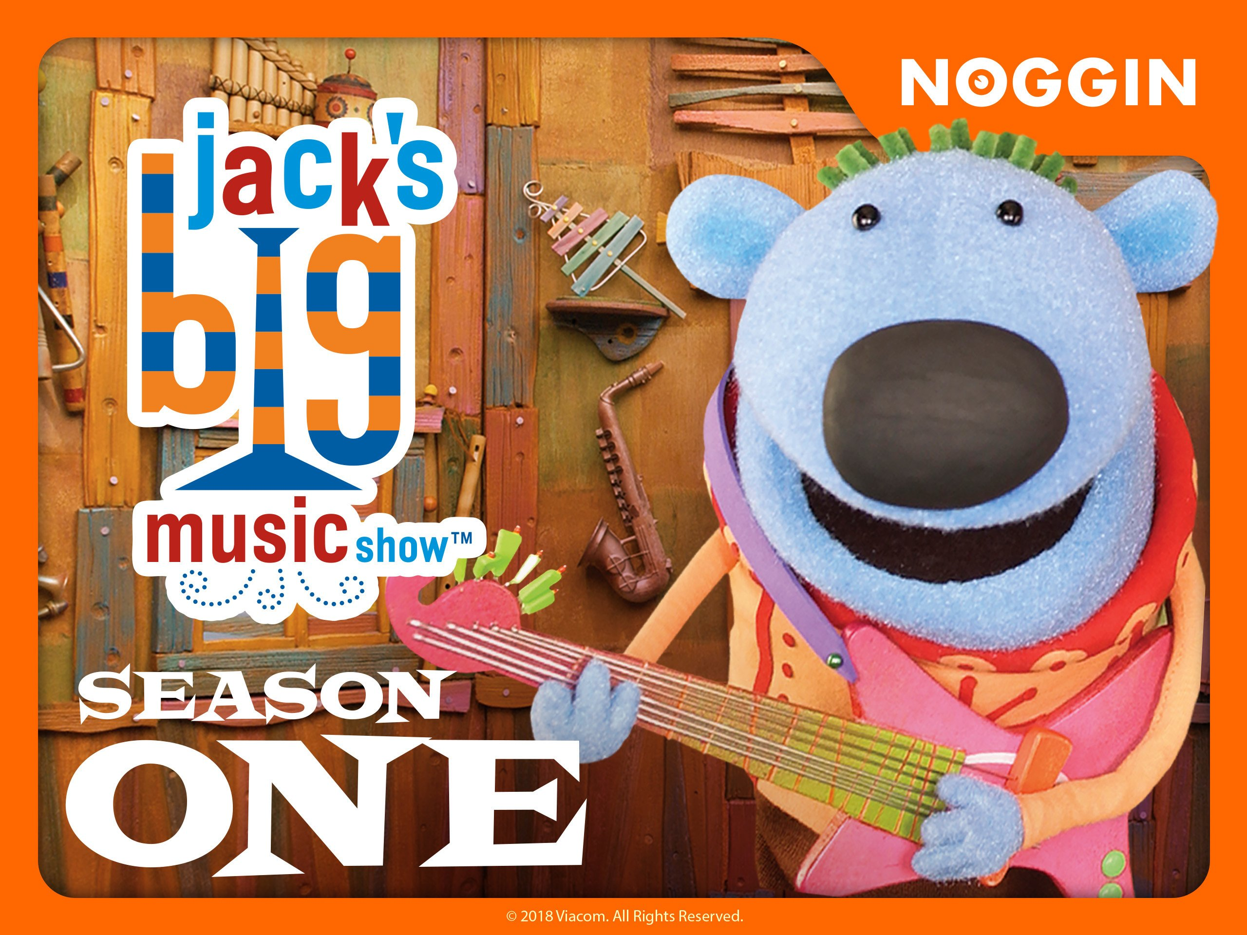 Amazon com: Watch Jack's Big Music Show Season 1 | Prime Video