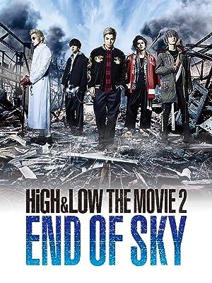 HiGH&LOW THE MOVIE2/END OF SKYの動画を無料で観るなら!この動画配信サービス