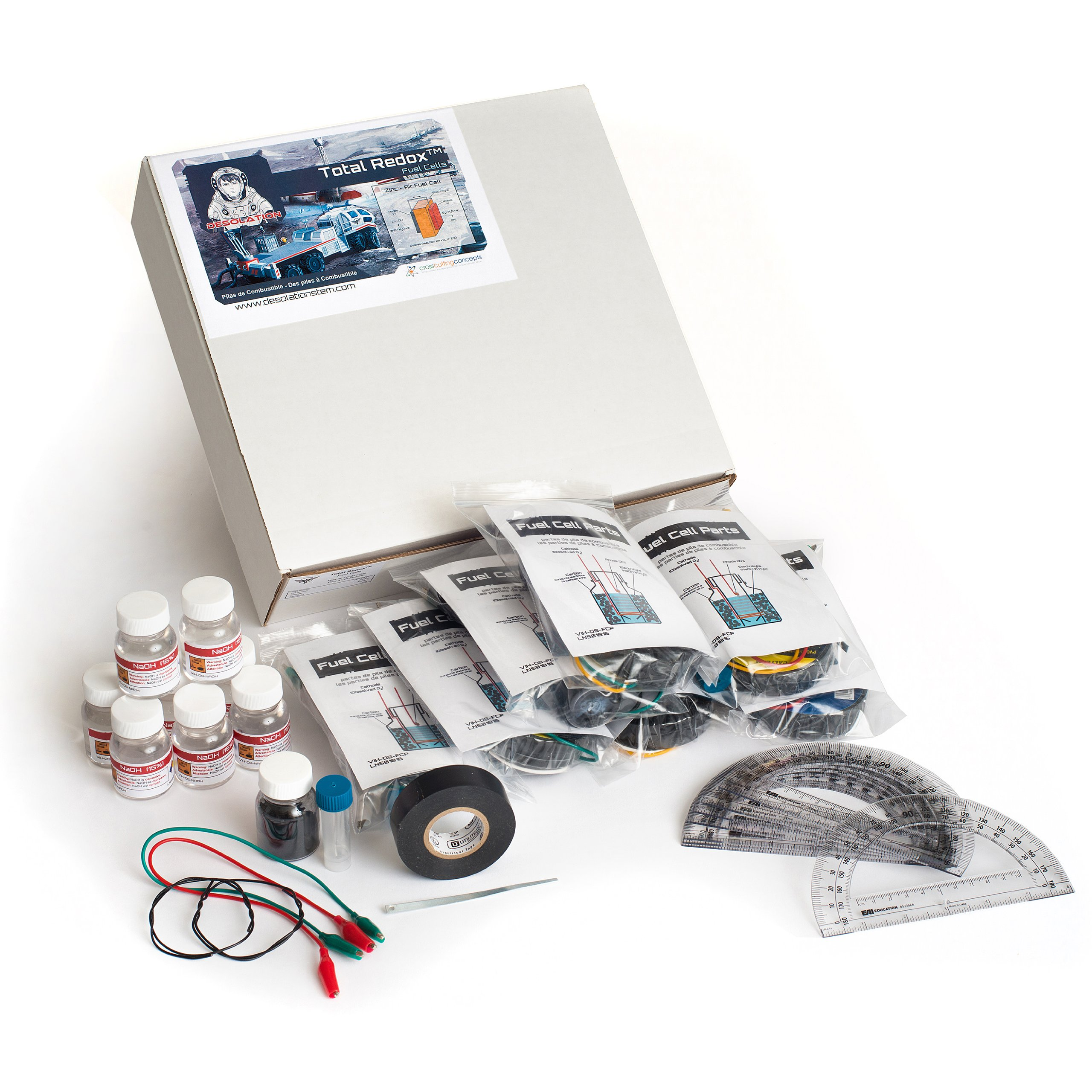Desolation: STEM Series - Total Redox: Fuel Cells Kit