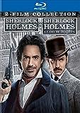 シャーロック・ホームズ 1&2 ブルーレイ・ツインパック(初回限定生産) [Blu-ray]