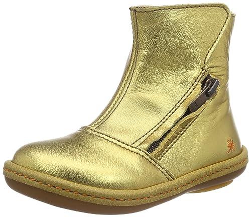 Art Kids A658, Botines para Niñas, Dorado (Gold), 36 EU: Amazon.es: Zapatos y complementos