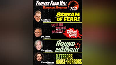 Trailers From Hell: Hammer Horror