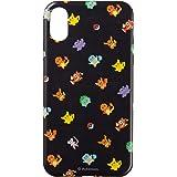 ポケモンセンターオリジナル ソフトジャケット for iPhone XR BL Pokémon black