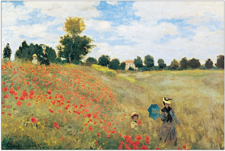 -70% | Pannello Decorativo Monet, 90x1.8x60 cm| OTTIME CONDIZIONI
