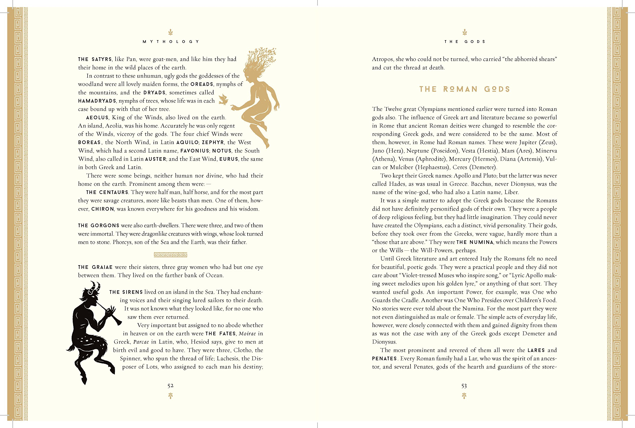 Amazon.com: Mythology: Timeless Tales of Gods and Heroes, 75th Anniversary  Illustrated Edition (9780316438520): Edith Hamilton, Jim Tierney: Books