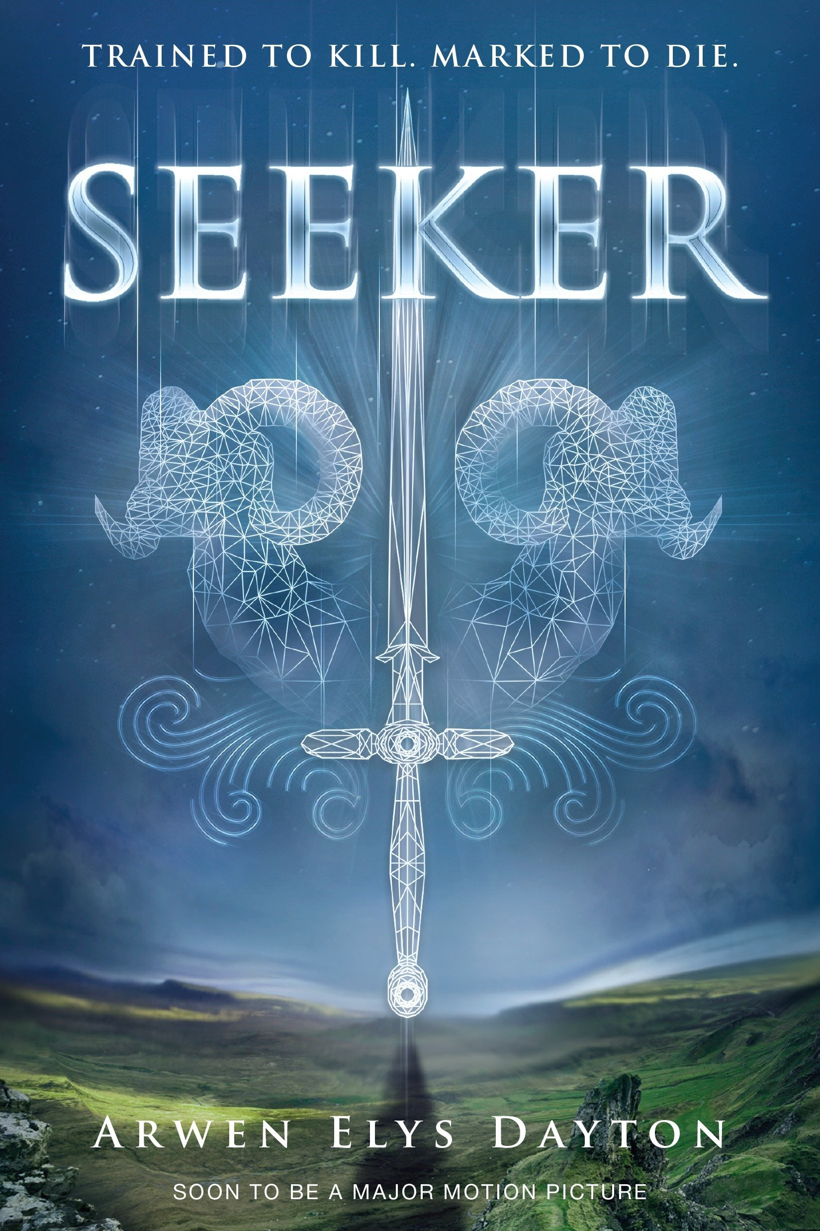 amazon com seeker 9780385744089 arwen elys dayton books