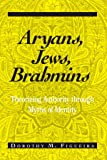 Aryans, Jews, Brahmins: Theorizing Authority Through Myths of Identity (Suny Series, the Margins of Literature)
