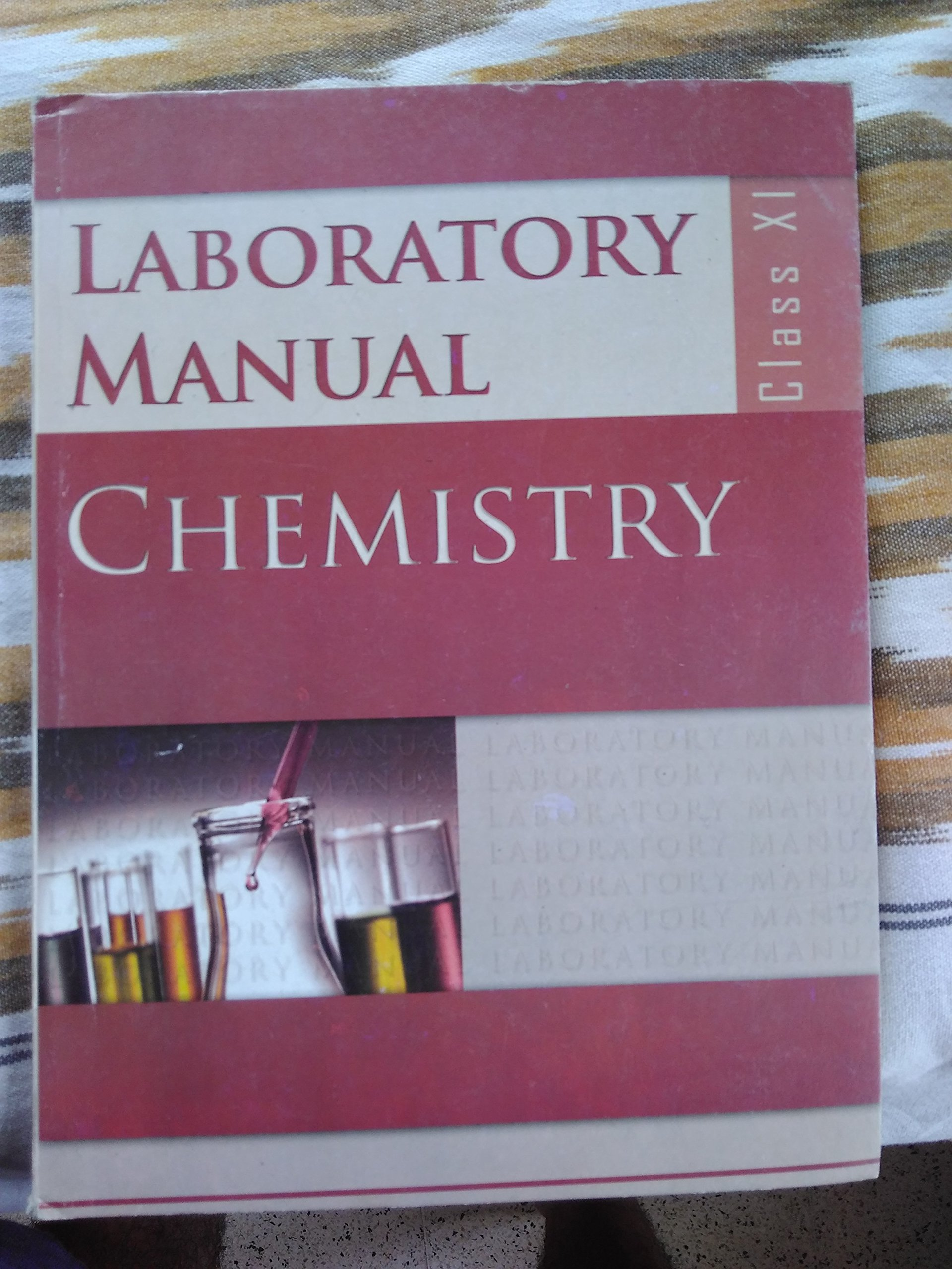 Amazon in: Buy Laboratory manual chemistry NCERT TEXT BOOK FOR CLASS