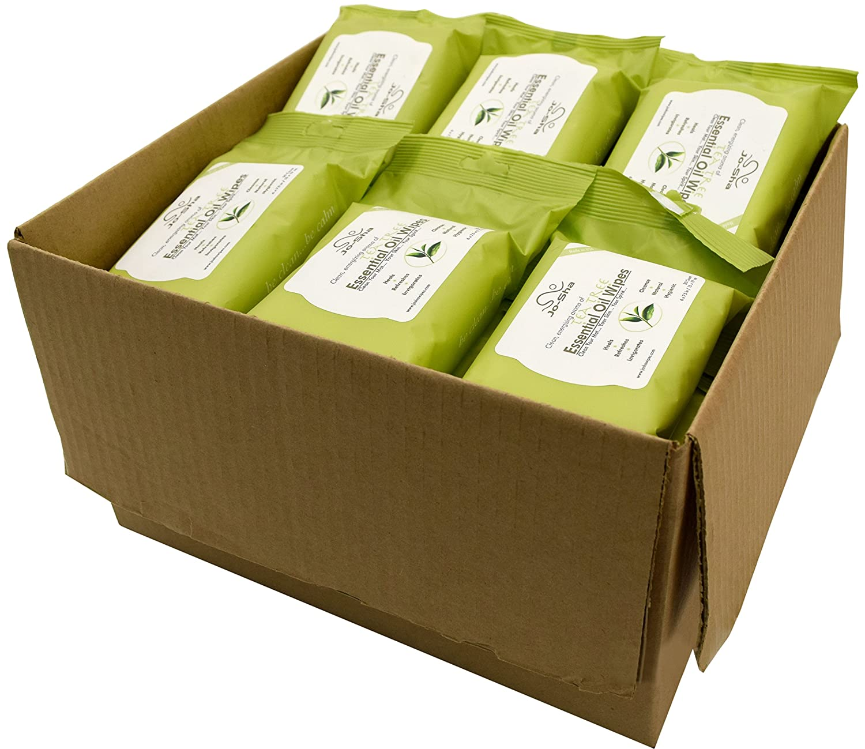Josha Wipes 4異なる香り B07D7HMDDT 4異なる香り 2 - Wipe 30 Wipe Dispenser Dispenser Packs|Tea Tree Tea Tree 2 - 30 Wipe Dispenser Packs, 最新の激安:45be8b00 --- dakuwebsite.xyz