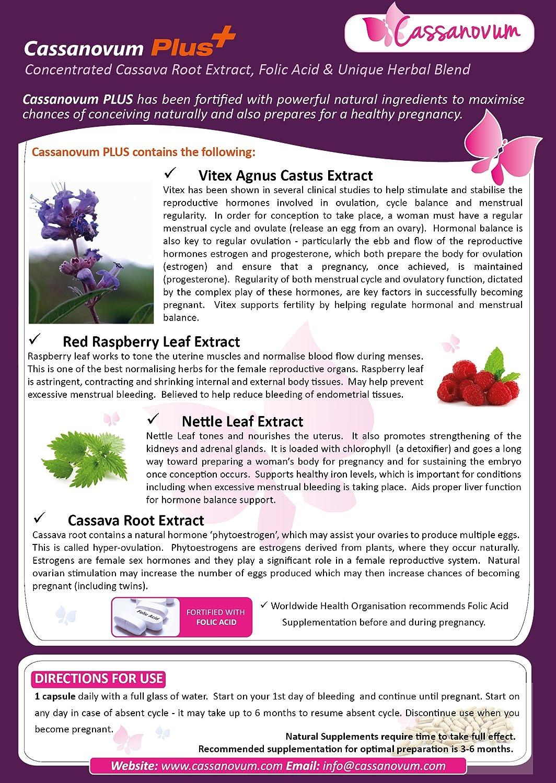 Health benefits of cassava - Amazon Com Cassava Supplement Fertility Supplement For Twins And Healthy Pregnancy Cassava Root Folic Acid Vitex Agnus Castus Red Raspberry Leaf