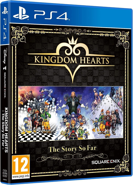 Kingdom Hearts: The Story So Far: Amazon.es: Videojuegos