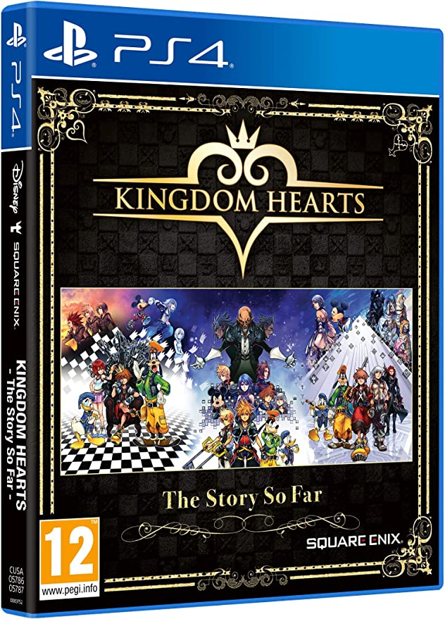 Kingdom Hearts: The Story So Far: Amazon.es: Videojuegos