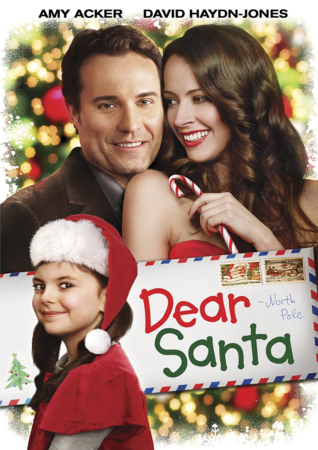 Amazon.com: Dear Santa: Amy Acker, Gina Holden, Brooklynn Proulx ...