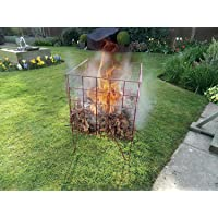 Easy To Assemble Garden Incinerator Gardening