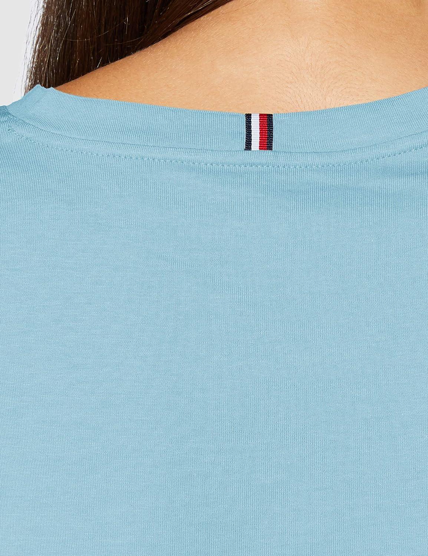 Tommy Hilfiger Damen V-Neck Tee Hemd