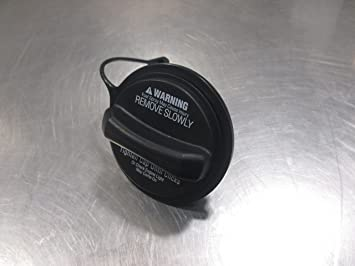 OEM GS3L-42-250B Screw On Fuel Tank Filler Fuel gas Cap with Tether for Mazda
