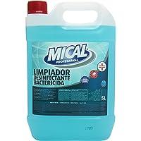 Mical Profesional Limpiador Desinfectante Bactericida, Eficaz en Todas