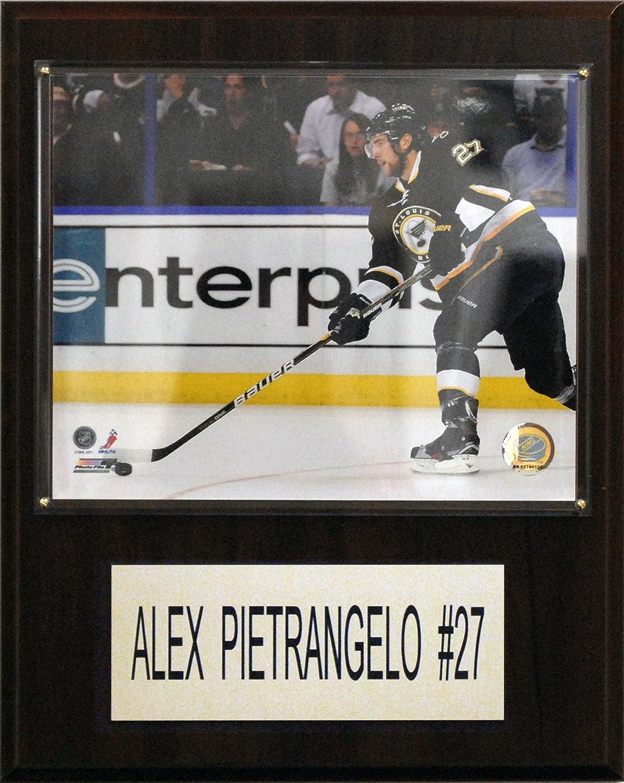 Amazon Com Nhl Alex Pietrangelo St Louis Blues Player Plaque Sports Outdoors