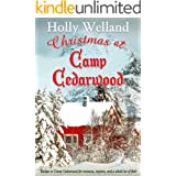 Christmas at Camp Cedarwood: A heartwarming Christmas romance with mystery, laughter and plenty of fun!