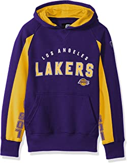 49bf2a60b3d Amazon.com   Mitchell   Ness Golden State Warriors Pullover Hoody ...