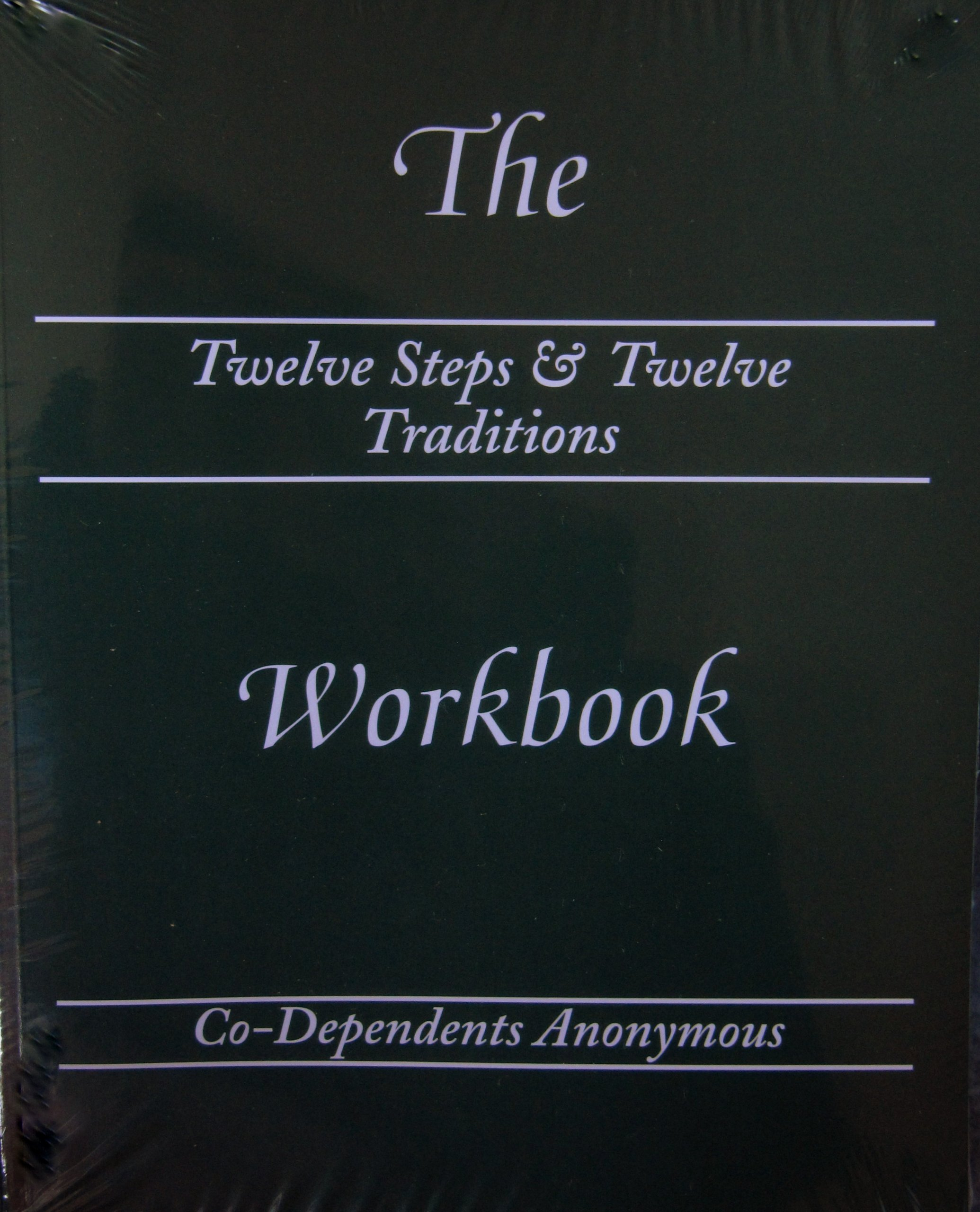 The Twelve Steps & Twelve Traditions Workbook of Co-Dependents Anonymous:  CoDa, Co Dependents Anonymous: 9780964710528: Books - Amazon.ca