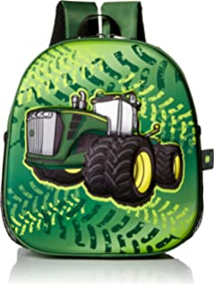 John Deere Boys Toddler Backpack, Green