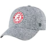 Top of the World Men's Adjustable Steam Charcoal Icon Hat