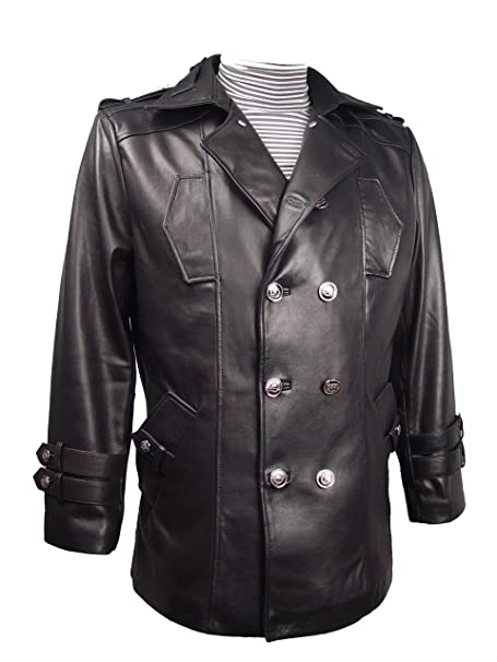 4a5c19bfe20 NETTAILOR Tall Big Man 1040 BIG TALL Size 4 Season Leather Jacket Zip Out  at Amazon Men s Clothing store