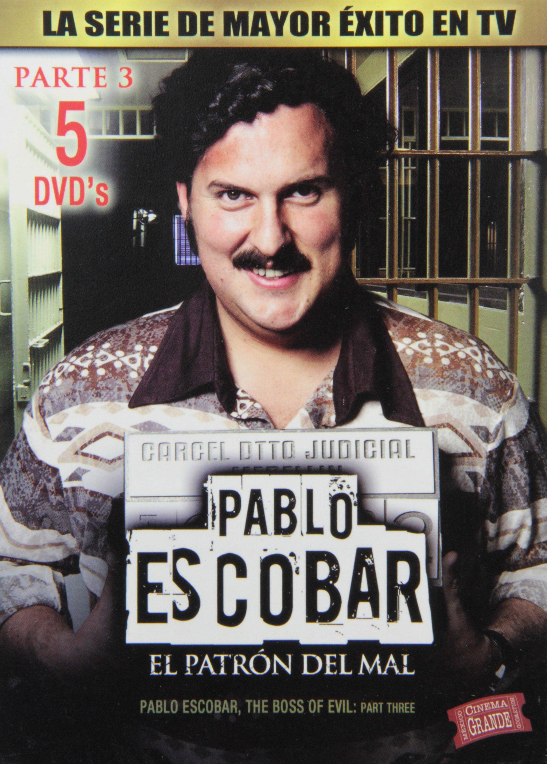 Pablo Escobar: El Patron Del Mal Parte 3 by Distrimax
