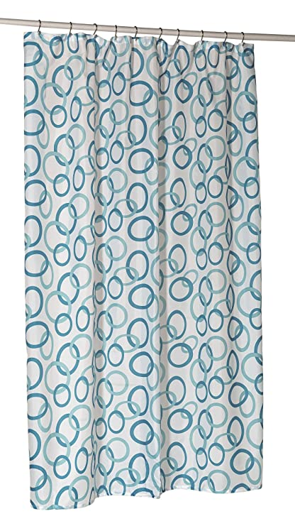 Royal Bath Extra Long Water Repellant Fabric Shower Curtain Liner With Weighted Hem 70quot