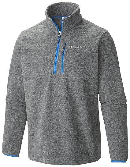 Columbia Men/'s Cascades Explorer Half-Zip Fleece Sweater