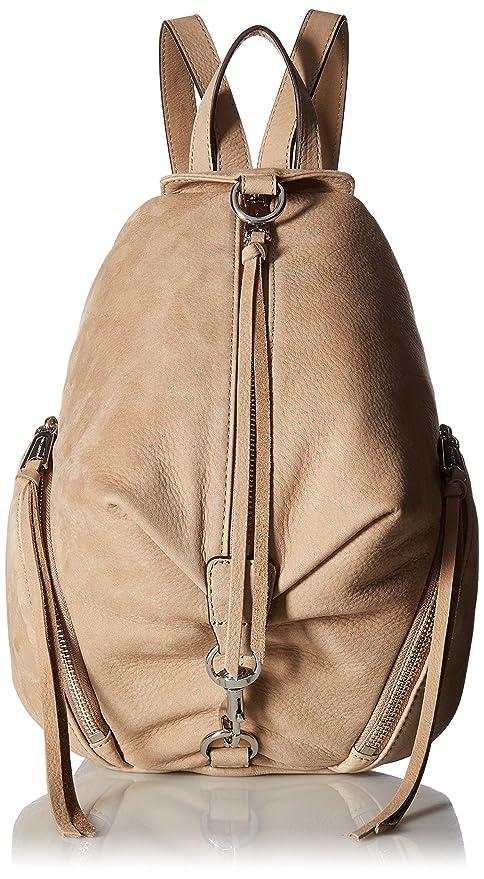 ffcc77371ee Rebecca Minkoff Women's Medium Julian Backpack, Sandstone: Amazon.ca ...