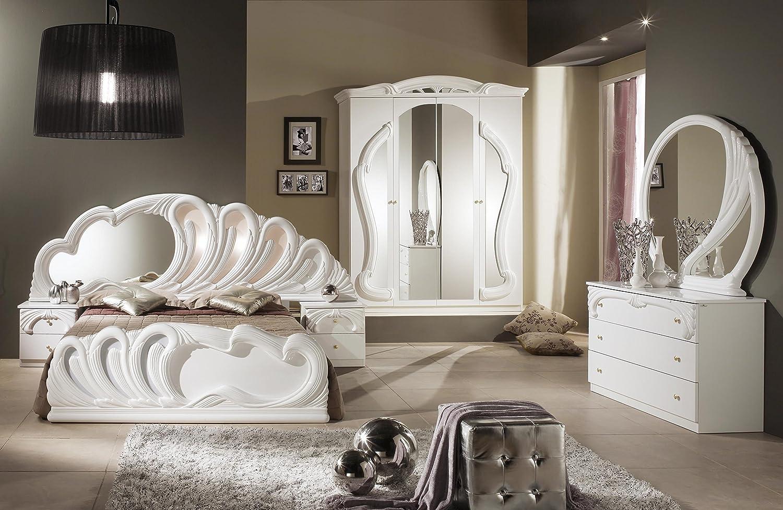 Schlafzimmer Bella In Weiss Luxus Italienische Designer Mbel