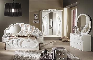 Schlafzimmer Bella In Weiss Luxus Italienische Designer Möbel