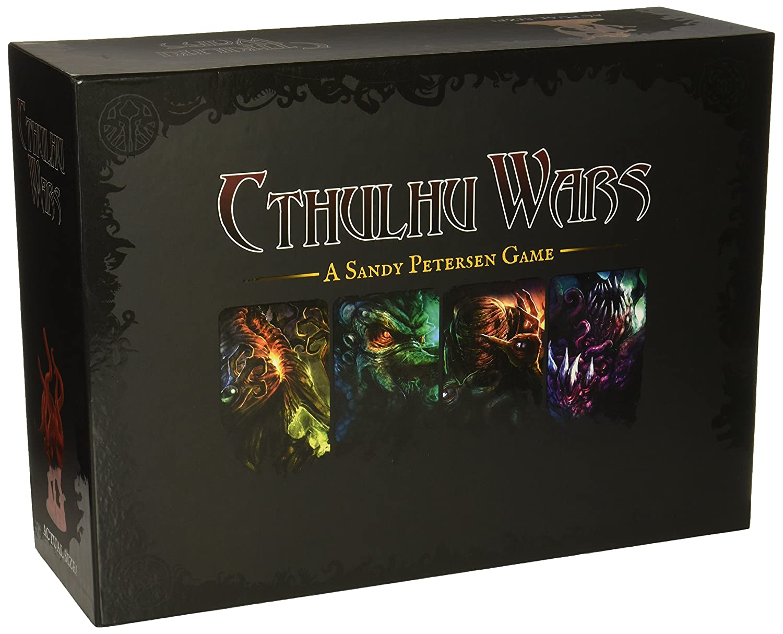Cthulhu Wars - Board Game - English