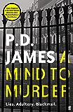 A Mind to Murder (Adam Dalgliesh Book 2)