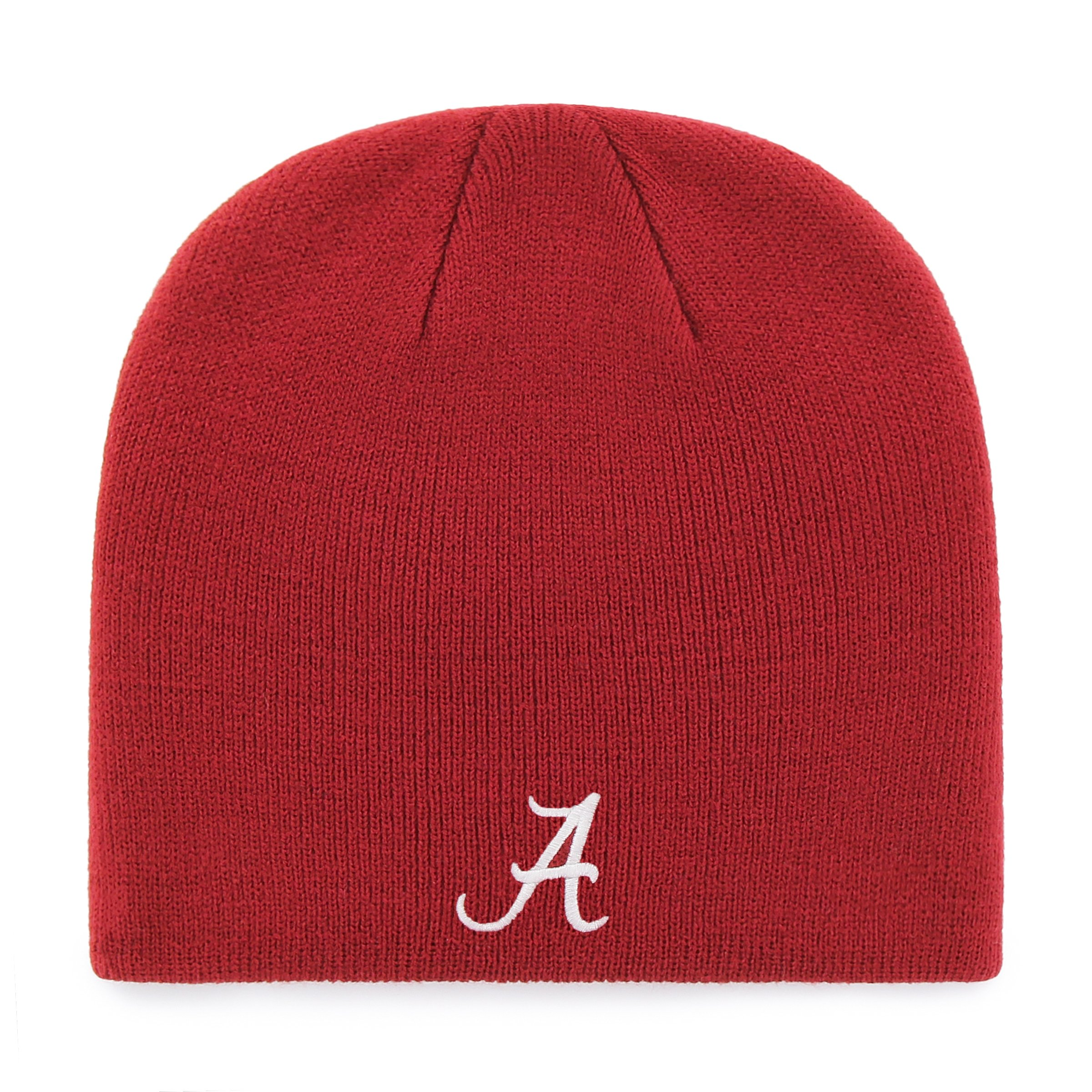 hot sale online b0a92 f7312 Galleon - OTS NCAA Alabama Crimson Tide Beanie Knit Cap, Razor Red, One Size