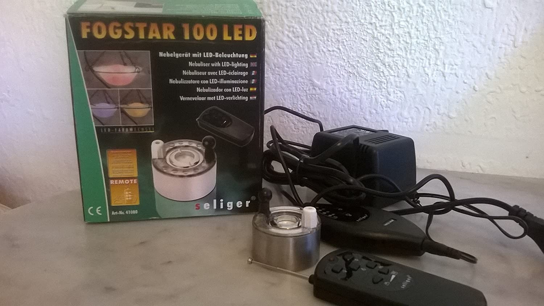 Seliger 41080 Fogstar 100 LED