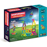 Magformers Creator Neon Set (70-Pieces) Magnetic    Building      Blocks, Educational  Magnetic    Tiles Kit , Magnetic    Construction  STEM Set