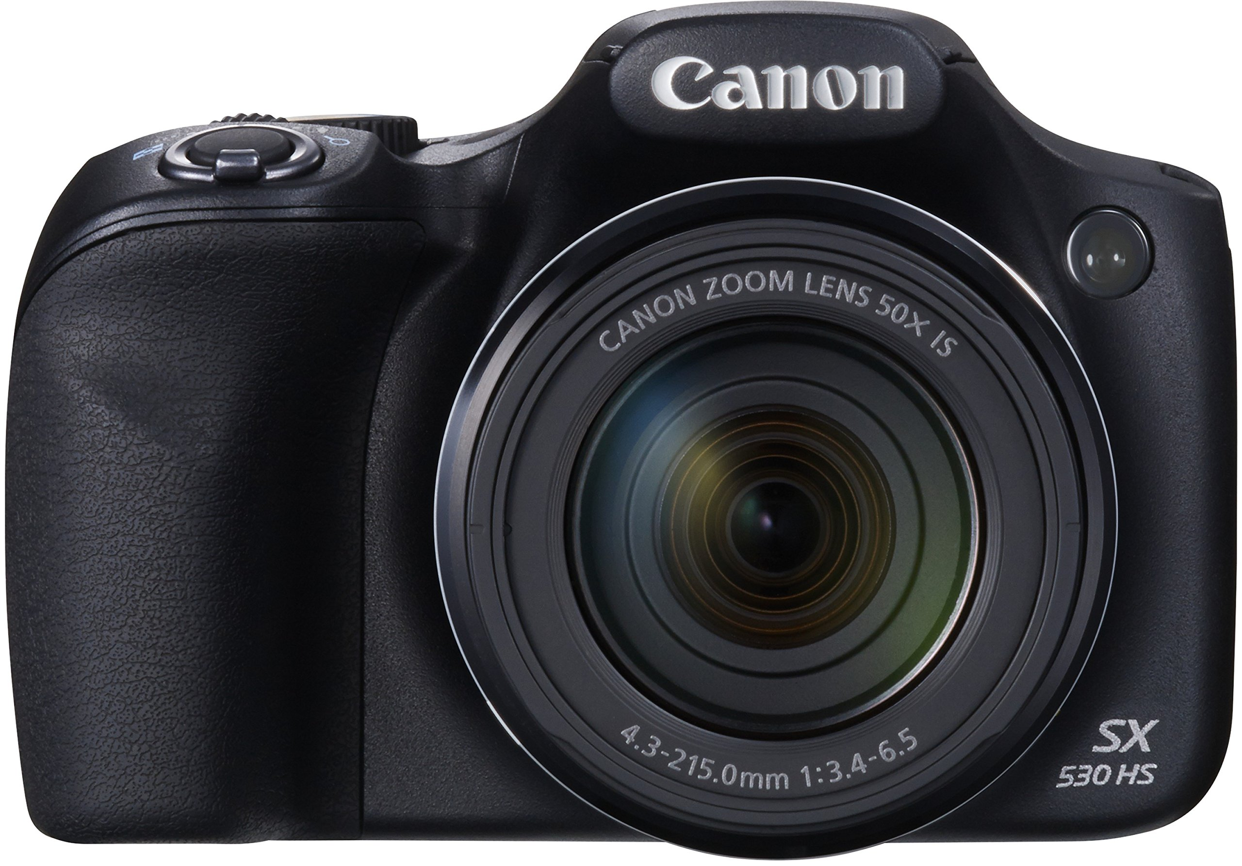 Canon PowerShot SX530 HS Fotocamera Compatta Digitale, 16 Megapixel, Nero/Antracite product image