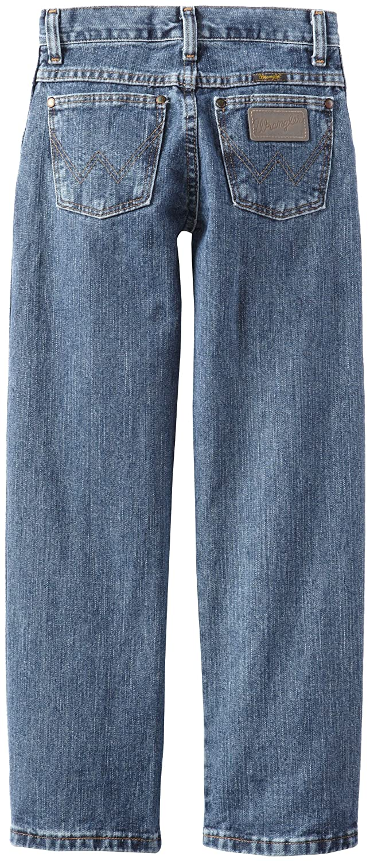 Wrangler Boys' Original ProRodeo Jeans Wrangler Boys 8-20 13MWBBK