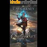 The Quintessence: Crucible (Book One - Awakened): An Epic Cultivation LitRPG Saga